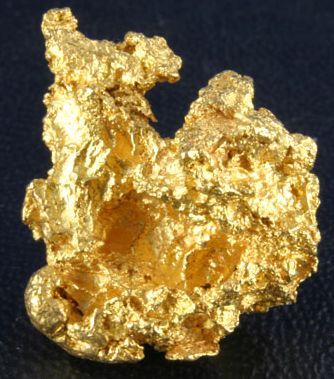 gold nugget image