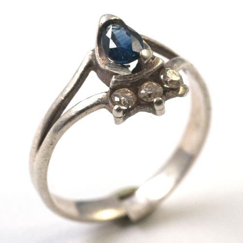 Ring Platinum fitted wedder Remodelling using existing gemstones from client