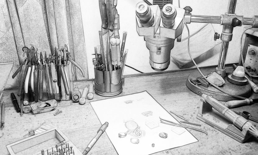 our Workbench as sketch