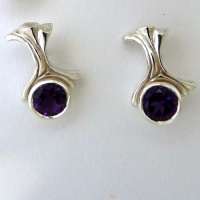 143ri_ear_stud_pair_from_ring_insert_waterfall_design_ag_facetted_natural_amethysts_1st_grade_2015jan_44_59343079