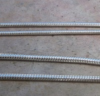 60CSS1 Sterling Silver Snake Chains